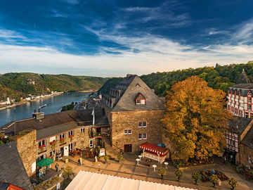 Abb. Hotel Romantik Hotel Schloss Rheinfels