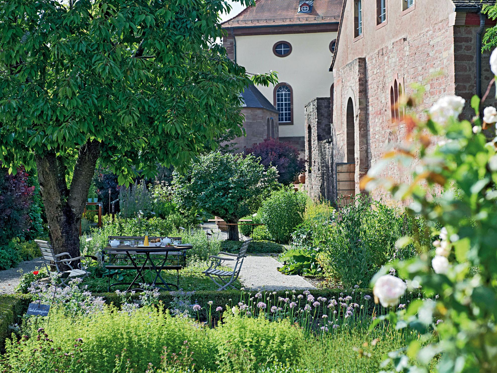 Abb. Hotel Kloster Hornbach