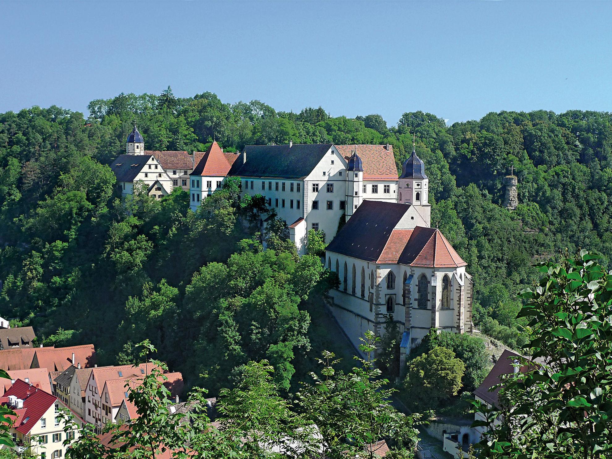 Abb. Hotel Schloss Haigerloch