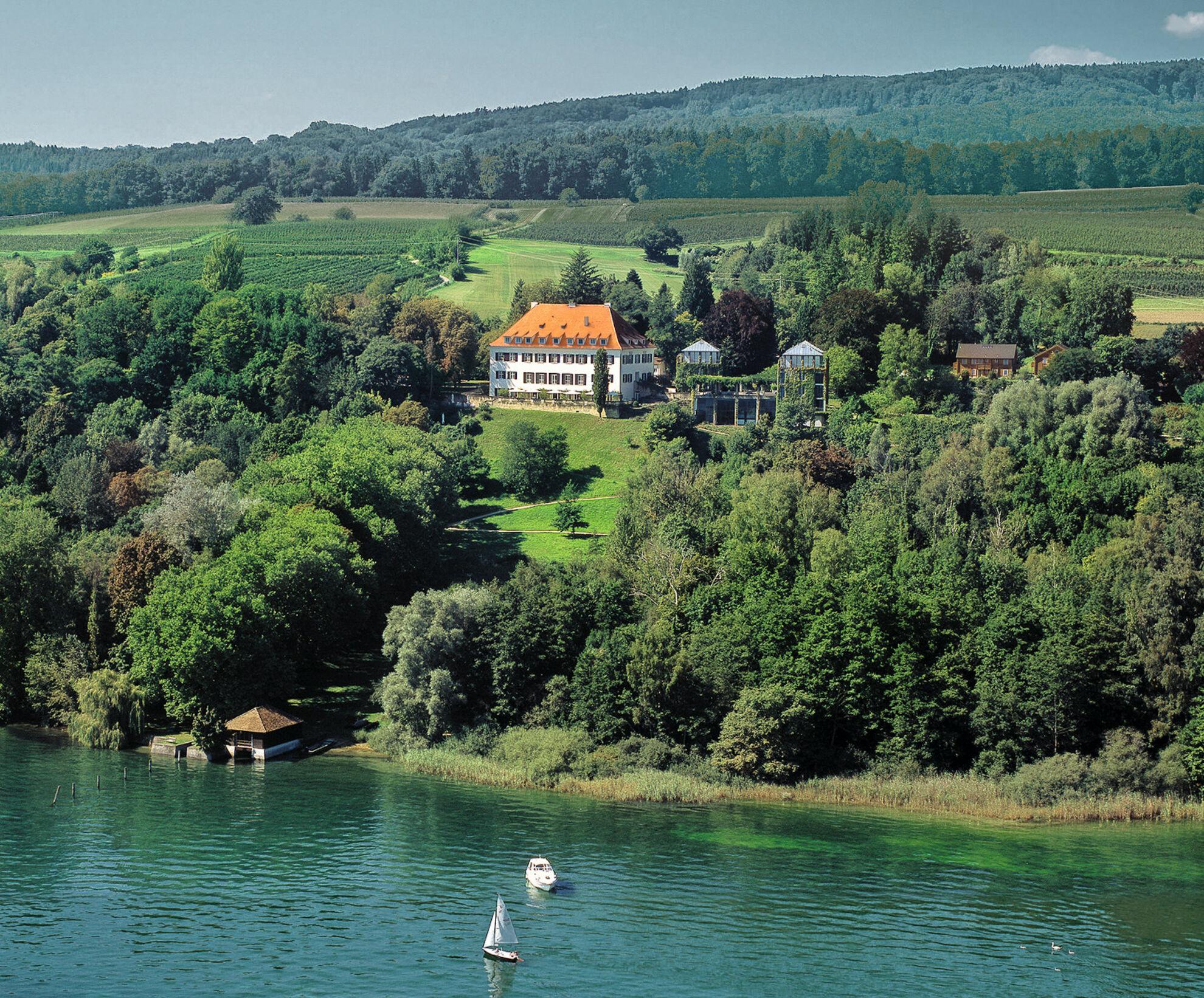 Abb. Hotel Tagungs- und Seminarzentrum Schloss Marbach