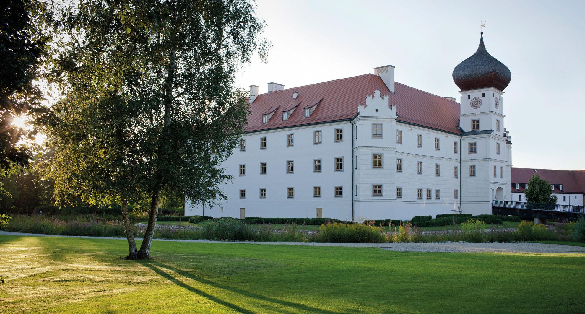 Abb. Hotel Schloss Hohenkammer