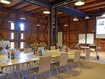 Abb. Hotel WALDKNECHTSHOF – Gutshof, Kulinarium & kreatives Tagen
