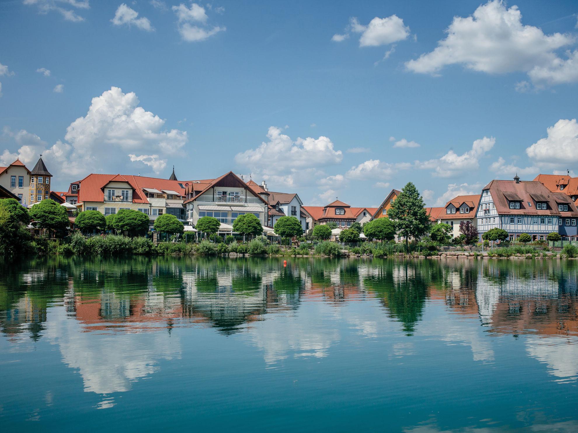 Abb. Hotel Seehotel Niedernberg - Das Dorf am See